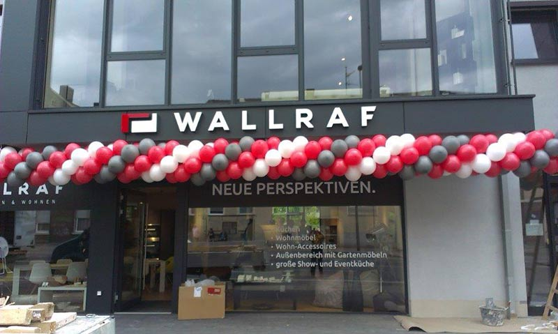 Eventdekoration Big Balloon Stattet Ihr Firmenevent Aus
